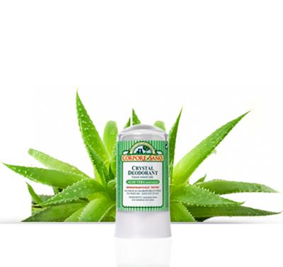 Desodorante Cristal Aloe Vera 60 g