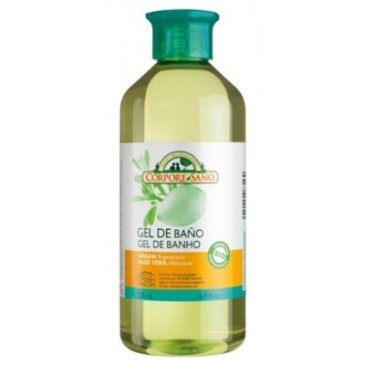 Gel Aloe Con Argan 500 ML