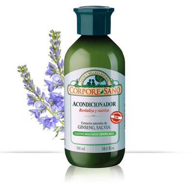 Acondicionador Ginseng & Salvia 300 ml