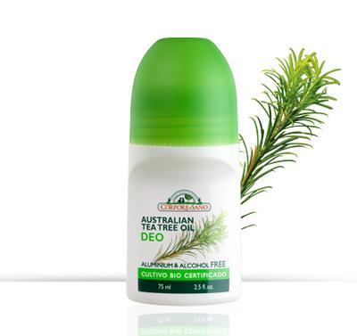 Deodorante Roll On Tea Tree Oil 75 ML
