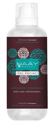 Exfoliante Facial Nuez & Aloe 200 ml