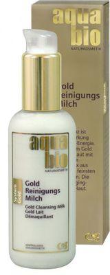 Leche Limpiadora Gold 150 ml