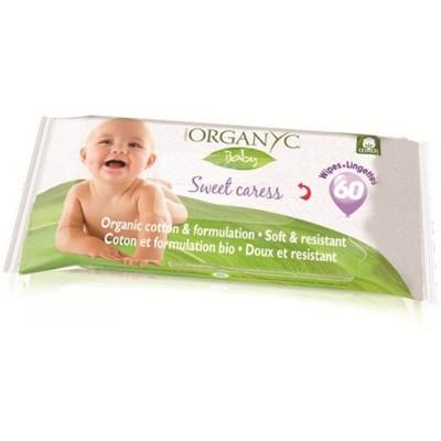 Toalla Higienica Humectante Bebe 60 un