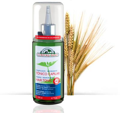 Tonico Capilar Reforzante Germen de Trigo 200 ML