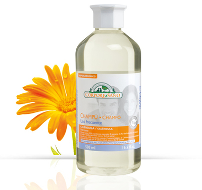 Shampoo Uso Frecuente Calendula 500 ML