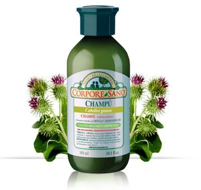 Shampoo Ortiga Anti-Grasa 300 ML