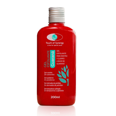 Exfoliante Facial Guarana 200 ml