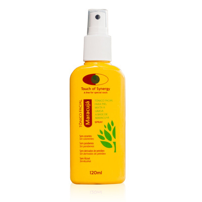 Tonico Facial Piel grasa Maracuya 120 ml