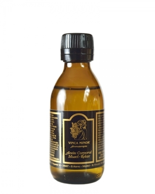 Aceite Corporal Muscl Relax 150 ml