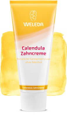 Pasta dental Calendula 75 ml