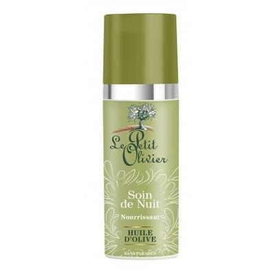 Crema de Noche Aloe Vera y Oliva 50 ml