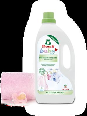 Detergente Liquido Baby 1,5 l