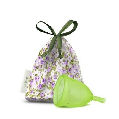 Copa menstrual Verde S