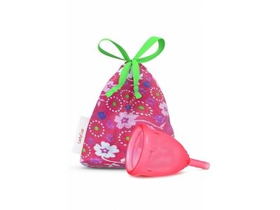 Copa menstrual Sweet Strawberry L