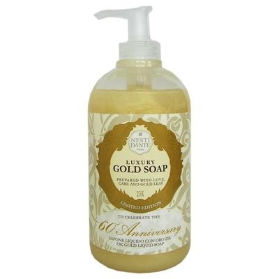 Jabon Liquido Oro 500 ml