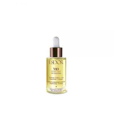 Aceite Facial Camelia y Uva Vid Sublime 30 ml