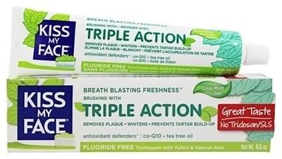 Pasta Dental Triple Action 127 gr