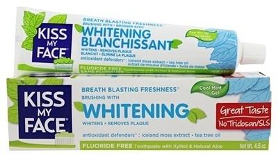 Pasta Dental Whitening Blanqueadora 127 gr