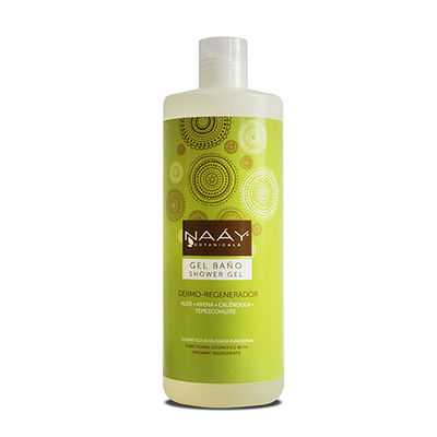 Gel de Ducha Aloe 500 ml