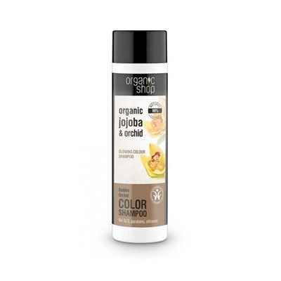 Shampoo Jojoba Color 280 ml Organic Shop