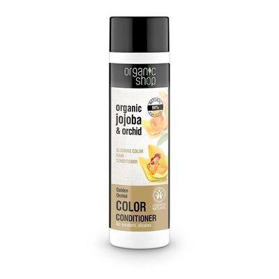 Acondicionador Jojoba Color, 280 ml Organic Shop