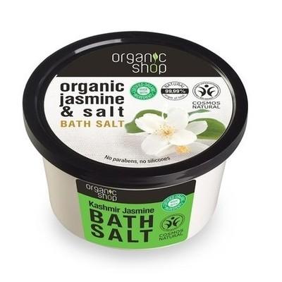 Sal de Baño Jazmin Relax 250 ml Organic Shop