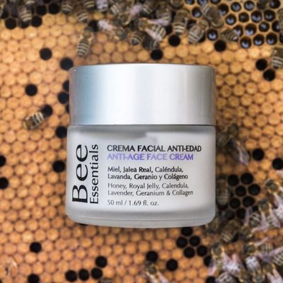 Crema Facial Antiedad 50 ml