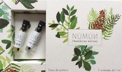 Pack de 3 perfumes 3x1 ml