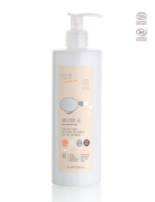 Gel  y Shampoo Bebe 380 ml
