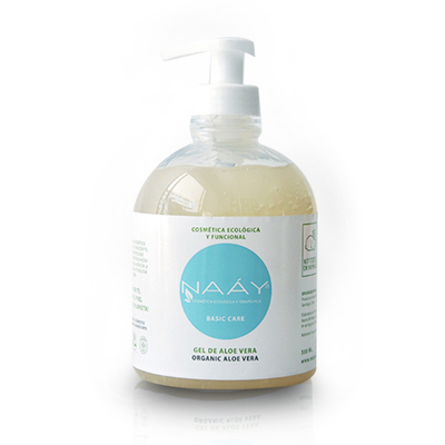 Gel Aloe Vera 500 ml