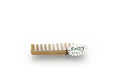 Pocket Wood Comb. Fine Tooth