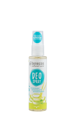 Desoporante Spray Aloe vera