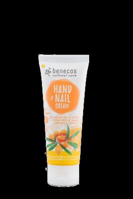 Crema de Manos y Uñas Espino Naranja 75 ml