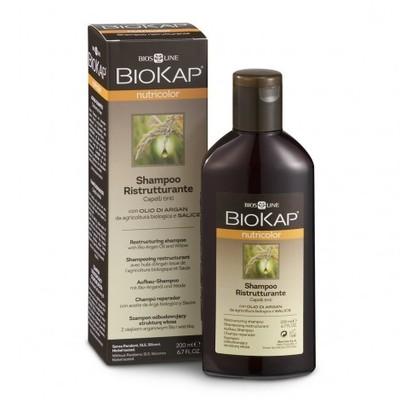 BIOKAPNutricolor Restructuring Shampoo 200 ml