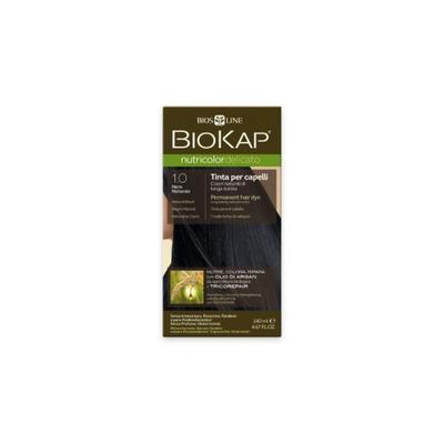 Tintura BIOKAP 1.0  Negro Natural  - 140 ml