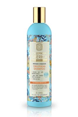 shampoo cabello Normal y seco Espino Amarillo, 400 ml