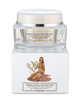 Crema Facial Guayaba y Monoi 50 ml