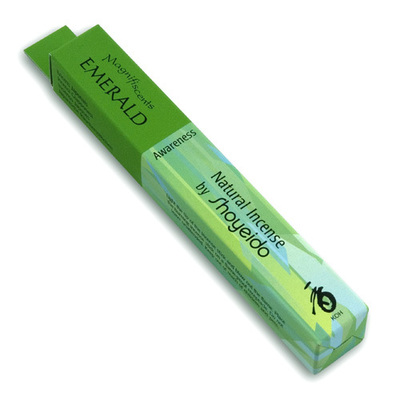 SHOYEIDO EMERALD INCENSE
