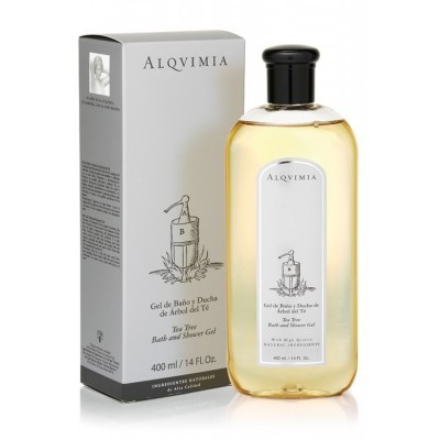 Gel de Ducha Arbol de Te 400 ML