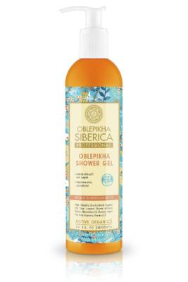 Gel de Ducha Hidratación Espino Amarillo, 400 ml