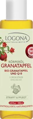 Aceite Corporal Granada Q10, 100 ml