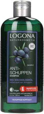 Shampoo Anticaspa Bio Aceite Enebro 250 ml