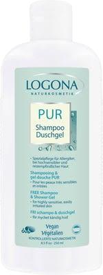Shampoo y Gel de Ducha FREE 250 ml