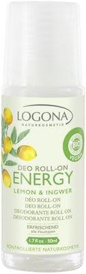 Desodorante ENERGY Limon 50 ml