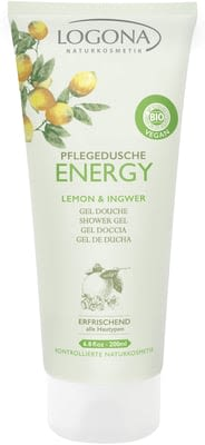 Gel de Ducha ENERGY Limón Gengibre 200 ml
