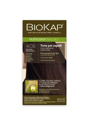 Tintura BIOKAP 4.05 Castaño Chocolate  - 140 ml