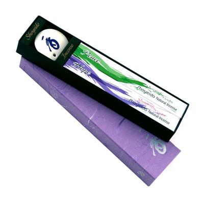 SHOYEIDO ANGELIC HOPE/PEACE INCENSE GIFTSET
