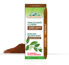 Colorante Castaño 60 ML