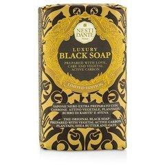 Luxury Black Soap Vegetal / 250 gr