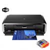 Impresora Canon ip7210 CD con cartuchos recargables